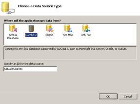 پیكربندی منبع داده