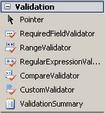 کنترل های Validation در ASP.NET